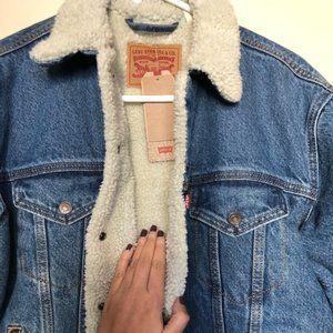 Levi's Denim Trucker Jacket